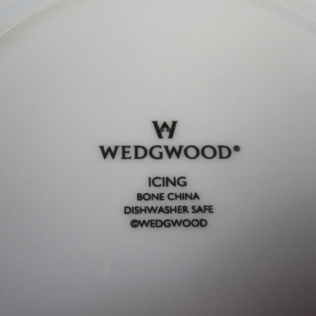ウェッジウッド Wedgwood アイシング 15cmプレート 【アウトレット品】