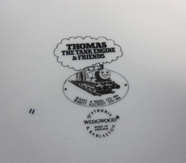 ウェッジウッドWedgwood トーマスザタンク ポリンジャー【ウェッジウッド廃盤品/個数限定】