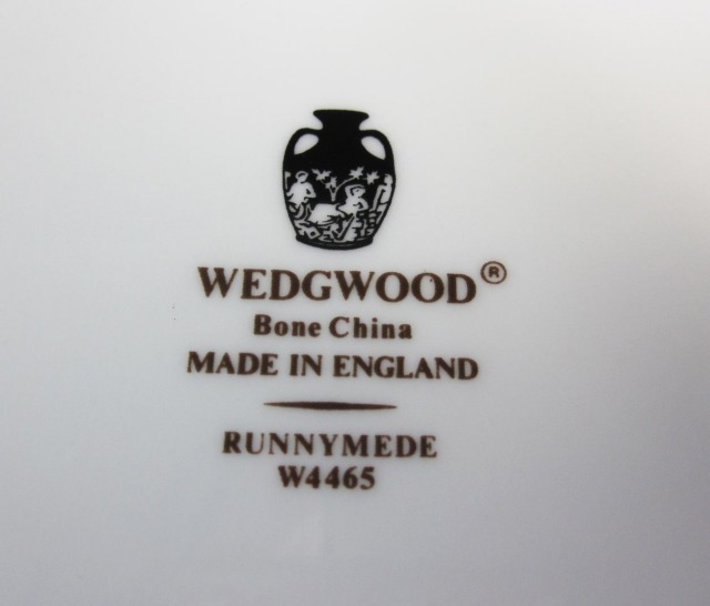 ウェッジウッドWedgwood  ラニミードターコイス  27cmプレート【ウェッジウッド廃盤品/個数限定】