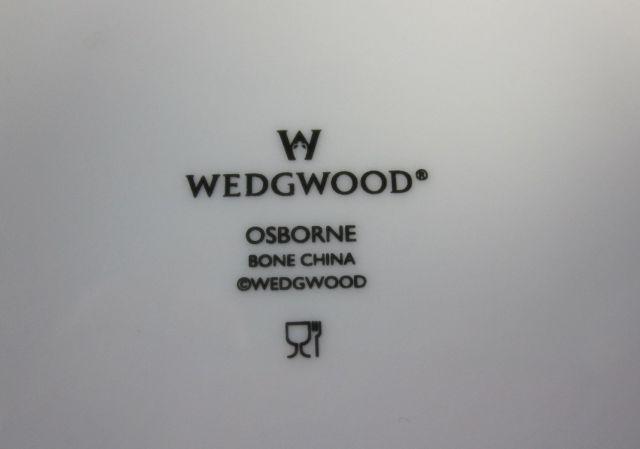ウェッジウッド Wedgwood オズボーン プレート18cm