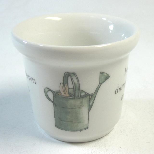 ウエッジウッド Wedgwood ピーターラビット オリジナル エッグカップ 英国製 / 【個数限定 】
